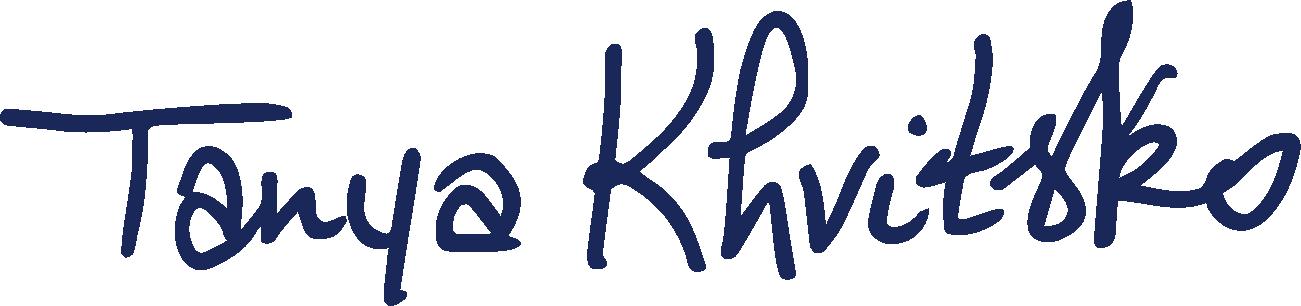 Tanya-signature